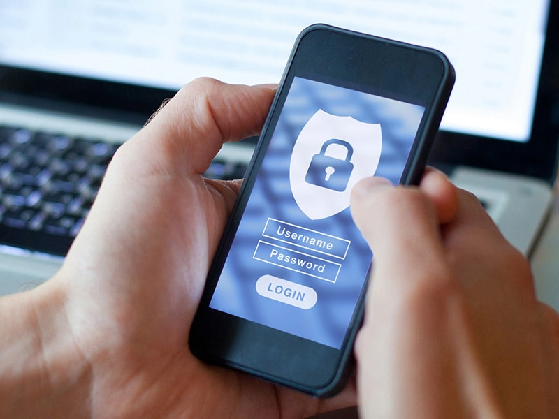 Security in mobile applications